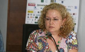 María Dolores Márquez Carrasco, presidenta del Colegio Profesional de Educadores y Educadoras Sociales de Andalucía