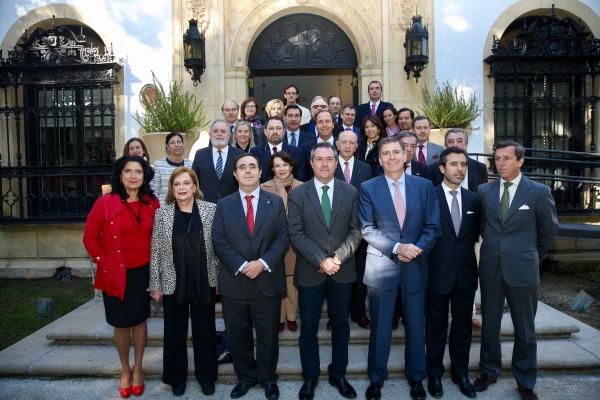 La UPO y la Asociación Cuerpo Consular de Sevilla organizan esta reunión para desarrollar líneas de colaboración recíproca sobre internacionalización.