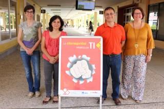 La campaña es una iniciativa del CIC y del vicerrectorado de TIC