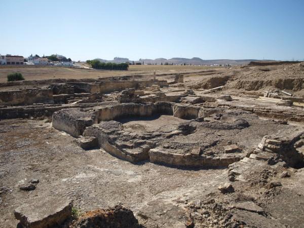 Situación actual de la Casa de la Cañada Honda.