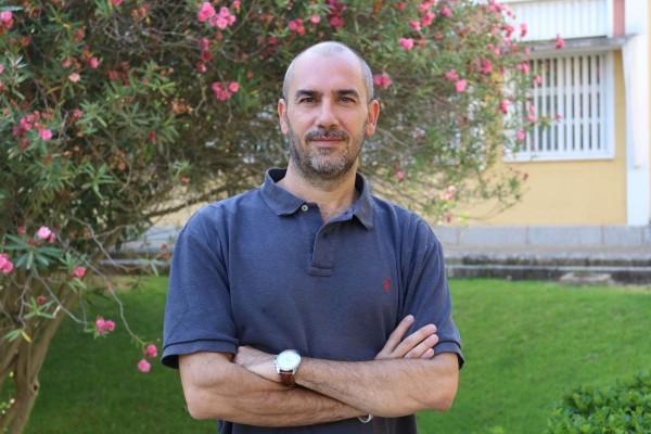 El profesor de la UPO José Manuel Menudo Pachón.