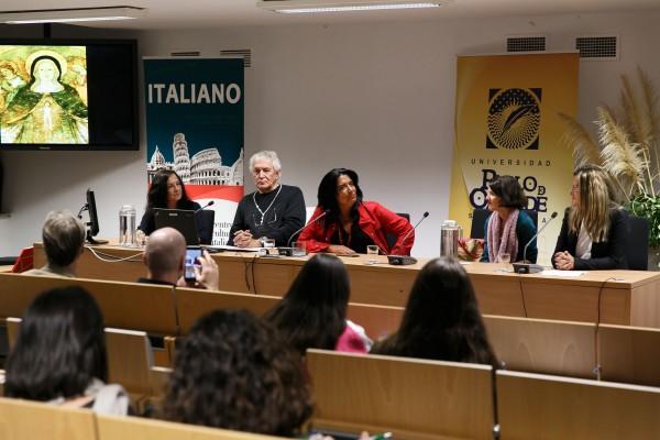 """conferencia """"Intersecciones de las artes: Pasolini y Piero della Francesca. Cine y artes figurativas"""""""