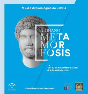 Adriano Metamorfosis. Exposición en el Museo Arqueológico de Sevilla