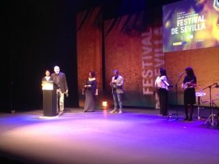 Pilar Rodríguez entregó los premios Rosario Valpuesta