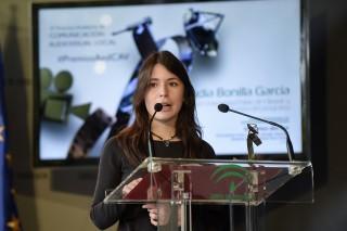 Claudia Bonilla | Foto: OPJA Junta de Andalucía