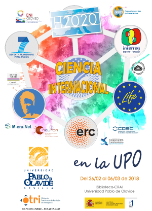 Exposición Ciencia Internacional en la UPO