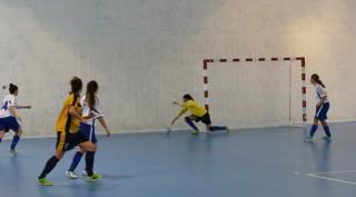 La UPO acoge partidos de la fase previa de voleibol femenino y fútbol sala, tanto en categoría masculina como femenina