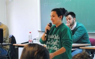 Balma Laseo ha presentado su candidatura bajo el lema 'Construyendo UPO'