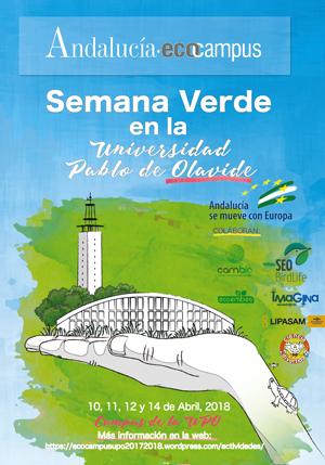 Semana Verde en la UPO: del 10 al 14 de abril
