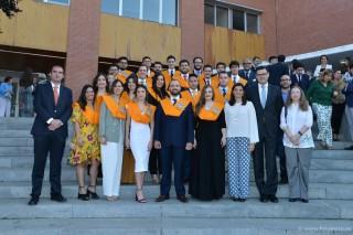 Promoción 2014-2018 del Grado en Análisis Económico