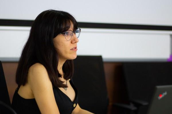 Gloria Jurado, editora de contenidos de televisión