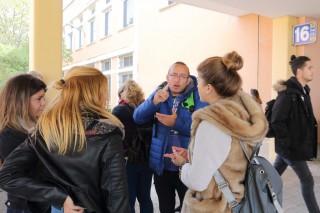 Jornadas de sensibilización sobre la LSE en la UPO