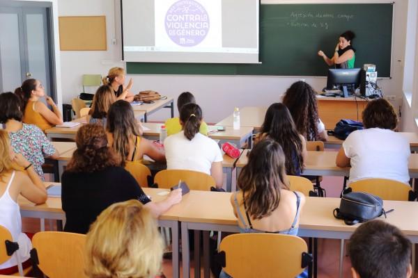 Taller para la Red Universitaria contra la Violencia de Género