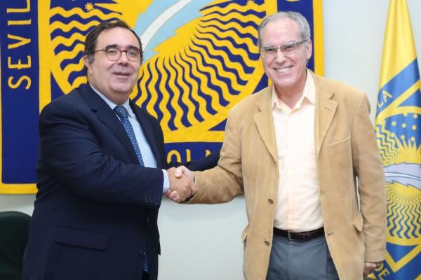 Vicente Guzmán y Francisco  Sánchez