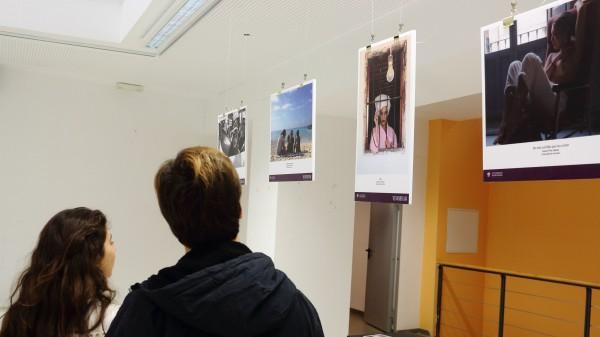 Entre las actividades programadas se encuentra la exposición 'YES WOMEN CAN' , que puede visitarse en la Biblioteca
