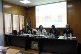 """Presentación """"Jornada Agenda 2030 e incidencia política"""""""