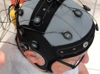Colocación de electrodos para la investigación