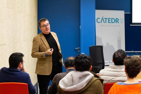 David Pino, director de Innovación y Economía Social del Ayuntamiento de Sevilla