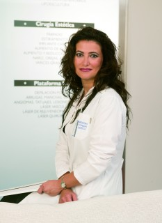 La doctora Rocío Vázquez dirigirá el Máster en Técnicas Avanzadas en Medicina Estética, Cosmética y Regenerativa de la UPO