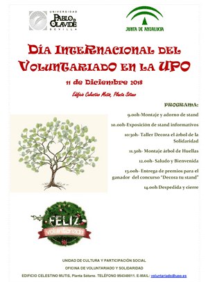 Día Internacional de Voluntariado