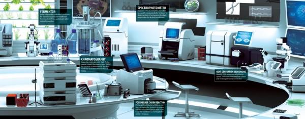 El laboratorio virtual emula cada una de las distintas fases del proceso de experimentación que se desarrolla en un laboratorio real.