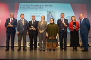 Imagen de todos los premiados.