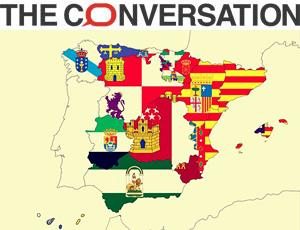 Mapa del estado autonómico español