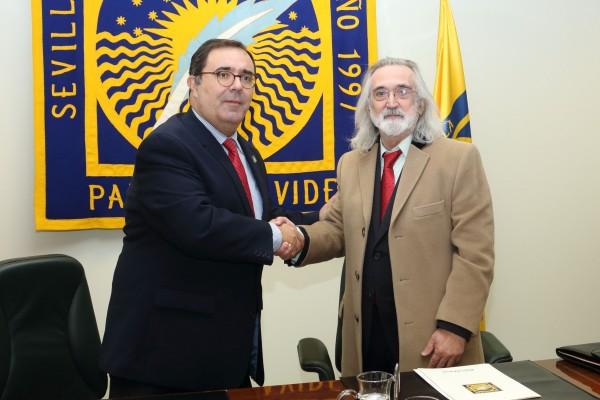 Vicente Guzmán y Antonio Guerrero