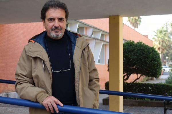 El investigador de la UPO José Naranjo Orellana.