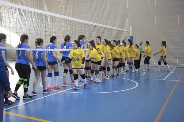 El equipo de balonmano femenino jugará la fase final de los CAU 2019