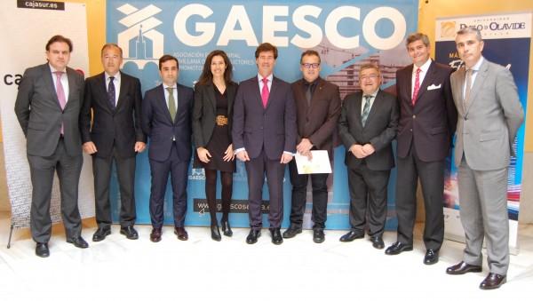 Imagen de los expertos que participaron en la III Jornada de Directores Financieros.