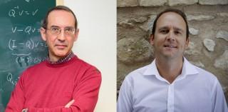 José Ignacio García Pérez y Antonio Villar