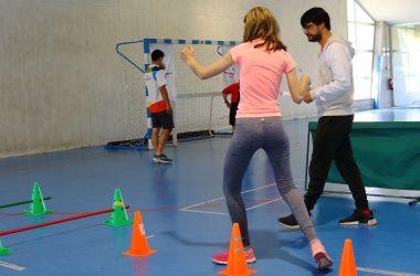 Pruebas Motrices de Special Olympics Andalucía en la UPO