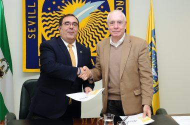 Vicente Guzmán Fluja y Francisco Marcellán Español