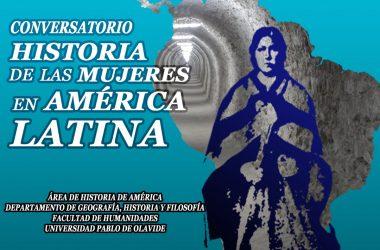 las jornadas 'Historia de las mujeres en América Latina'