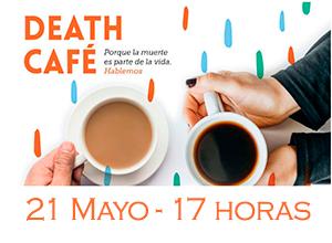 Death Café - 21 de mayo, 17 horas