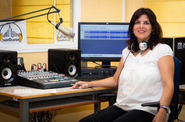Noelia Cameron Núñez, coordinadora de RadiOlavide