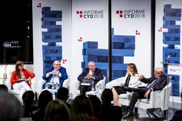presentación en Madrid del Informe CYD 2018