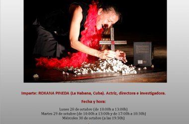 Jornadas 'MUJERES y ARTES ESCÉNICAS'