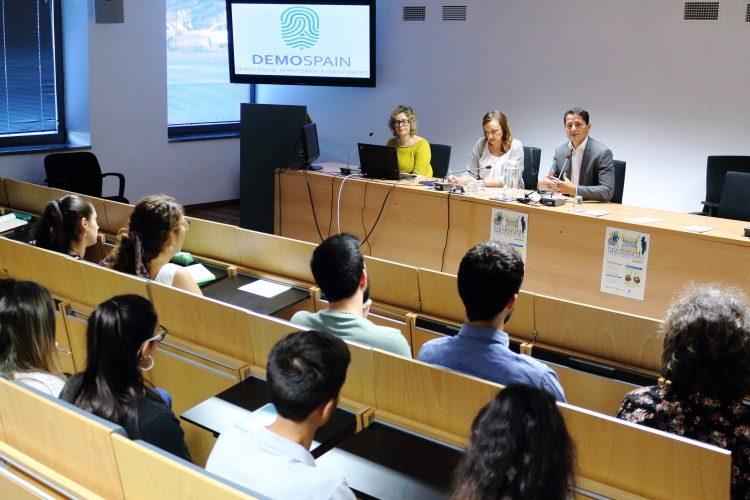 Presentación de las II Jornadas DEMOSPAIN