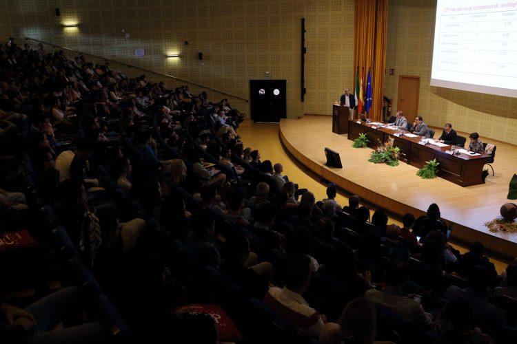 inauguración de los másteres universitarios de la UPO