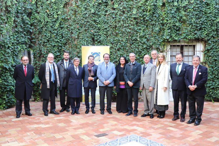 VI Encuentro Internacional Universidad Pablo de Olavide – Asociación Cuerpo Consular de Sevilla
