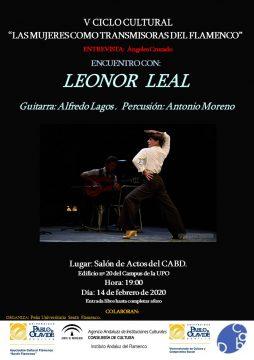 Encuentro con Leonor Leal
