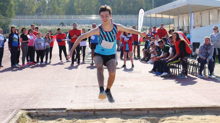 Campeonato de Atletismo Special Olympics Andalucía