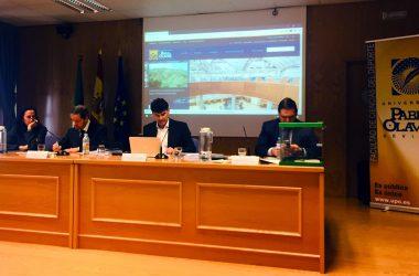 La conferencia de decanos CAFD se reúne en la Universidad Pablo de Olavide