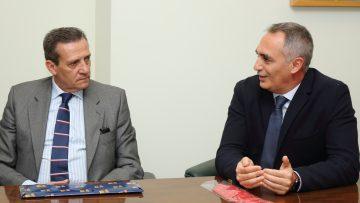 José María Cruz y Javier Gálvez