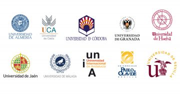 logotipos universidades públicas andaluzas