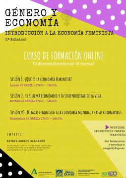 Género y Economía @ Online - Universidad Pablo de Olavide