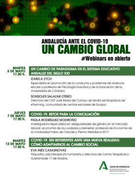 COVID-19. Retos para la conciliación @ Online - Centro de Estudios Andaluces