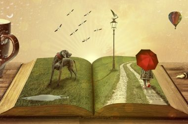 ilustración sobre narrativa y los libro
